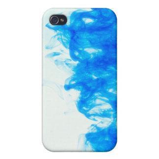 Ink Design 02 iPhone 4 Cases