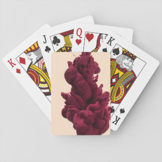 Ink Drop   Playing Cards