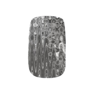 Ink & Echo I Minx Nails Design 2 by C.L. Brown Nails Stickers