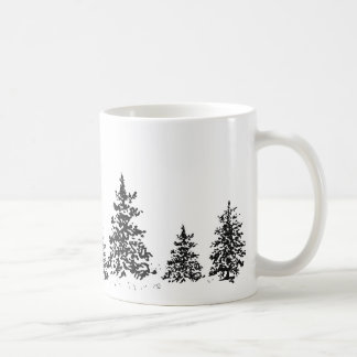 Ink fir coffee mug