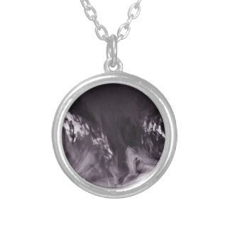 Ink in Water Abstract Photograph Necklaces