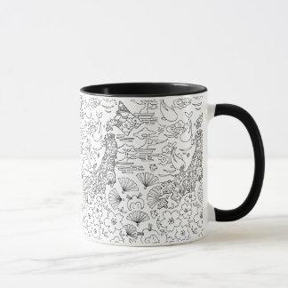 Ink: JAPAN Mug