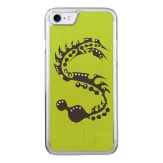 Ink Reptile Carved iPhone 8/7 Case