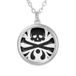 Ink Skull Custom Necklace