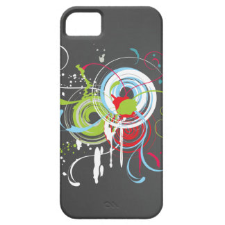Ink Splash Barely There iPhone 5 Case
