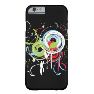 Ink Splash Barely There iPhone 6 Case