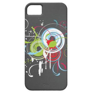 Ink Splash iPhone 5 Cases