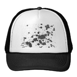 Ink Splatter Hat