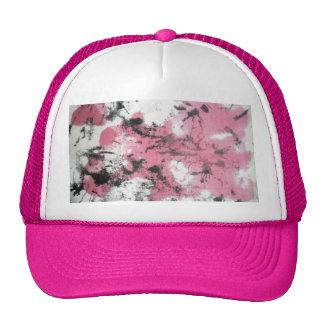Ink Splattered Hat