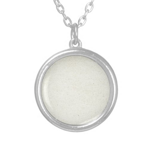 ink stamping necklace