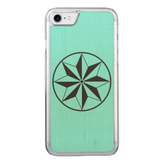 Ink Star Carved iPhone 8/7 Case