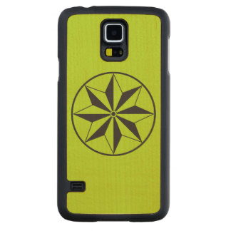 Ink Star Maple Galaxy S5 Slim Case