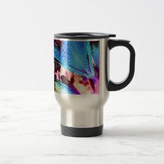 Inka Lily Abstract Mug