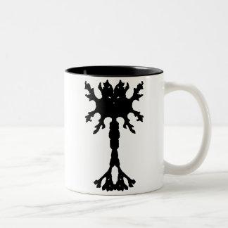 Inkblot Neuron Mug