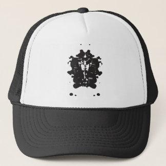 Inkblot Pharaoh Trucker Hat