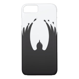 inked Black crow iPhone 7 Case