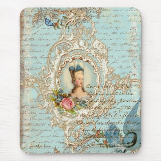 Inkheart Romantique Come Slowly Eden Mouse Pad