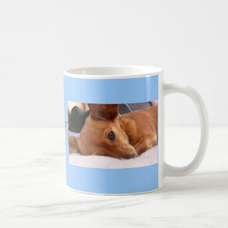 Inki  the Chihuahua Coffee Mug