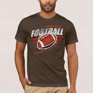 InkSpot Media American Football T-Shirt