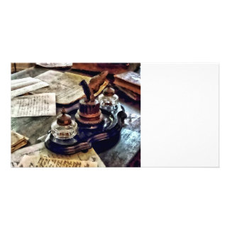 Inkstand Picture Card