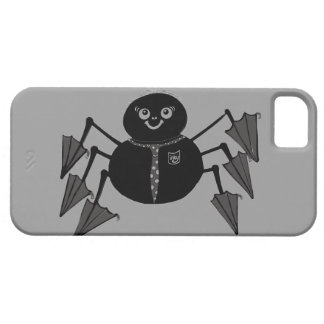 Inky Malinky Spider iPhone 5 Case