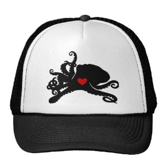 Inky Poo Logo Products Trucker Hats
