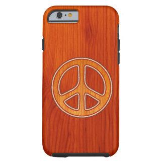 Inlaid Peace Tough iPhone 6 Case