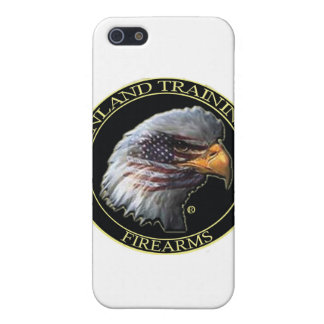 Inland Firearms Training iPhone 5 Covers