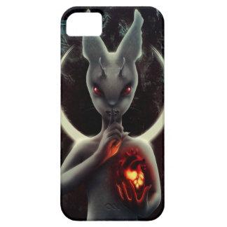 """INLÉ"" Black Rabbit iPhone 5 Case"
