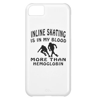 Inline Skating Design Cover For iPhone 5C