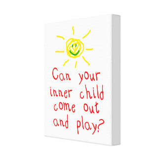 Inner Child Canvas Prints