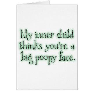 Inner Child Card