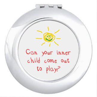 Inner Child Compact Mirrors