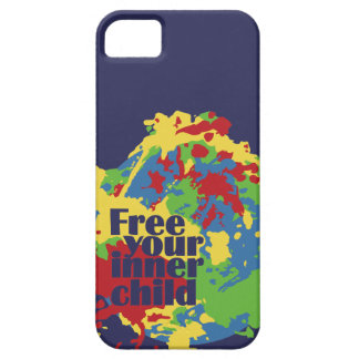 INNER CHILD custom iPhone case