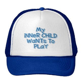 Inner Child hats