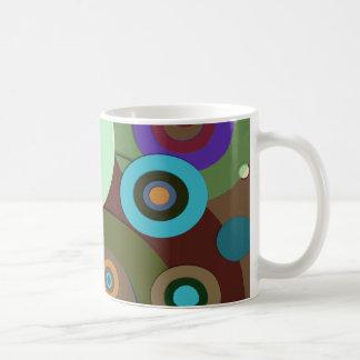Inner Circles #9 Coffee Mug