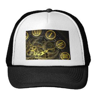 Inner Clock Works Trucker Hats