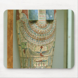 Inner coffin of Djeho, son of Psammetichus, Mouse Pad