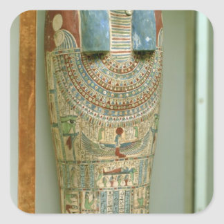 Inner coffin of Djeho, son of Psammetichus, Square Sticker