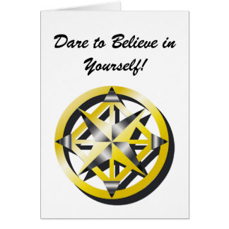 Inner Compass Encouragement Note Card