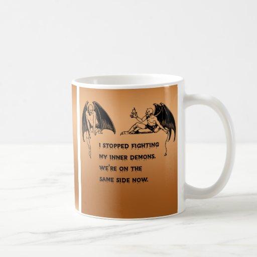Inner demon mug