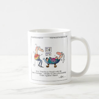 INNER FEELINGS by April McCallum Coffee Mug