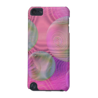 Inner Flow III – Fuchsia & Violet Galaxy iPod Touch 5G Case