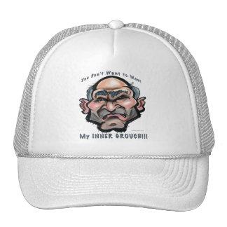Inner Grouch Trucker Hat