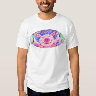 Inner Kook Pig Kid's T-Shirt