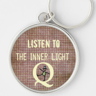 Inner Light key chain