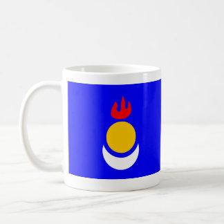Inner Mongol, China Basic White Mug