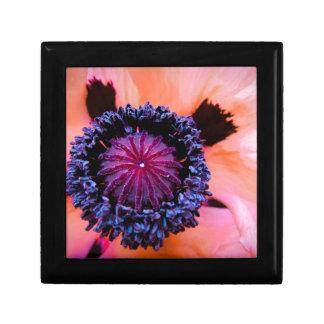 Inner Poppy Jewelry Box