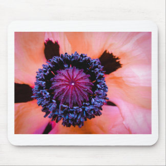 Inner Poppy Mouse Mat