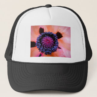 Inner Poppy Trucker Hat